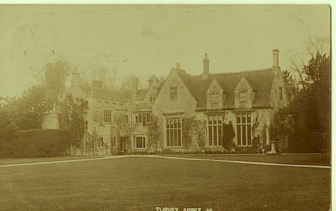 Turvey Abbey