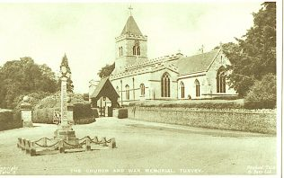 All Saints Church and War Memorial