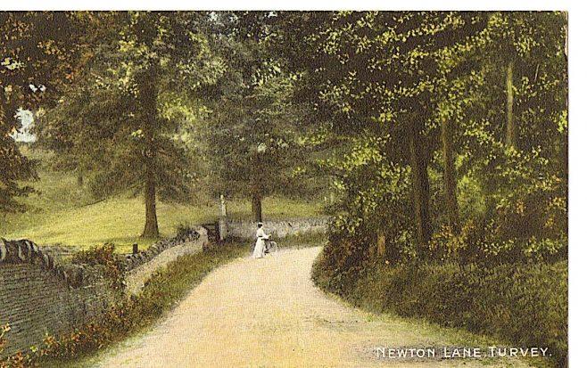 Newton Lane Turvey