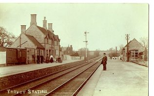 Turvey Station