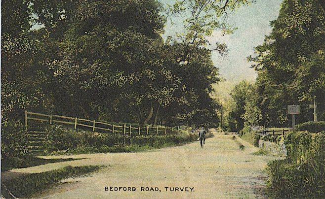 Bedford Road, Turvey