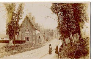 Old Priory Turvey