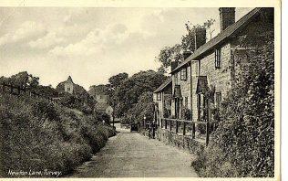 Newton Lane, Turvey