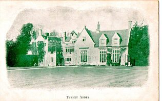 Turvey Abbey