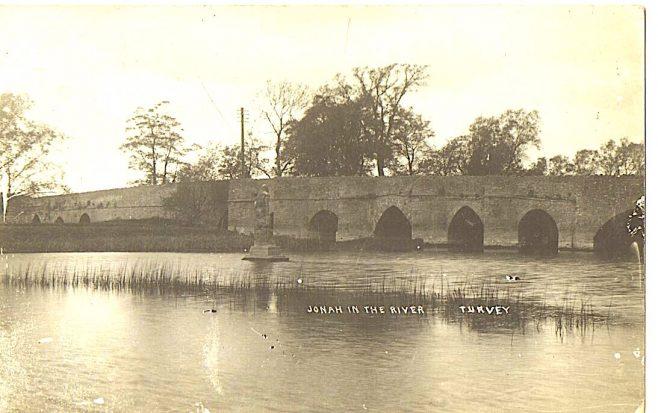 Jonah In The River Turvey