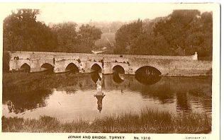 Jonah and Bridge Turvey