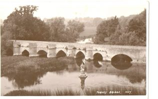 Turvey Bridge No 7