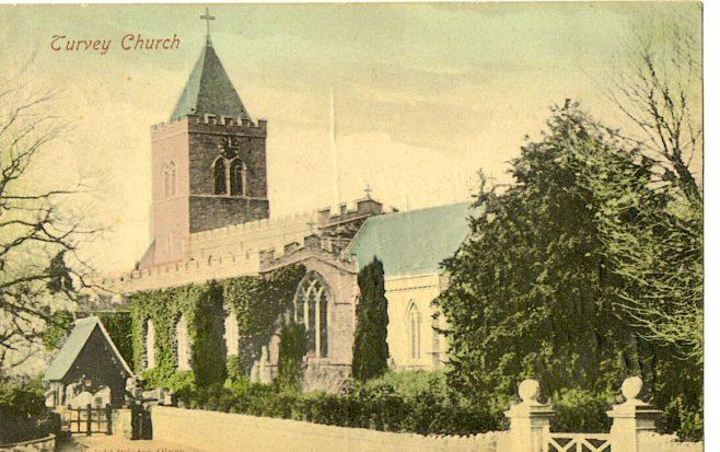 Turvey Church