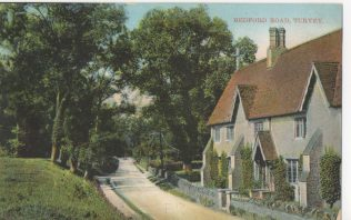 Bedford Road, Turvey