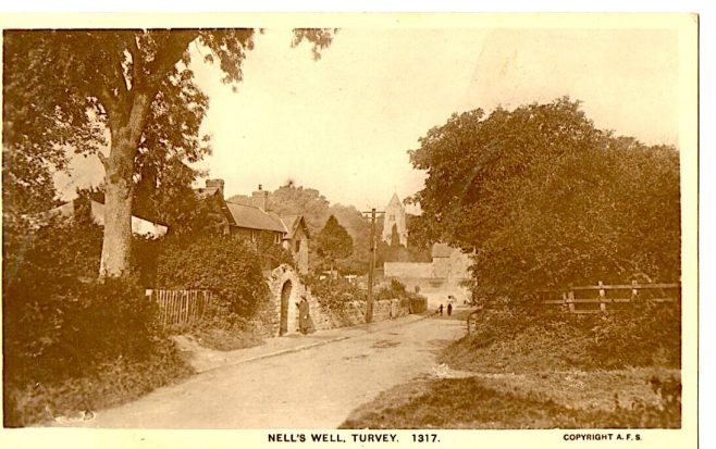 Nell's Well, Turvey