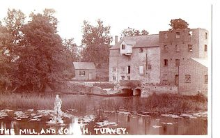 The Mill And Jonah, Turvey