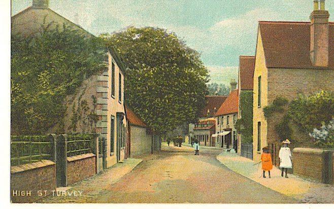 High Street, Turvey