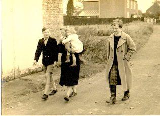 A Walk in Bamfords Yard