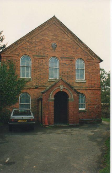 Congregational Chapel Exterior