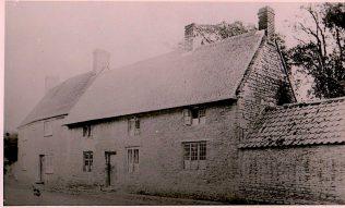 Demolished Cottages in Bridge Street