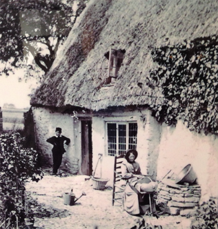 An overview of Lacemaking in Turvey | Courtesy of the Cowper and Newton Museum