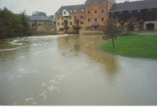 River Great Ouse in flood