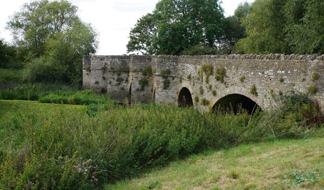 Turvey Bridge - A Brief History