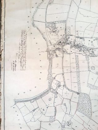 Section 1A: 1843 Tithe Map