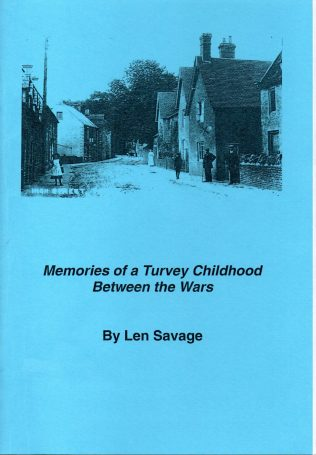 Memories of a Turvey Childhood Between the Wars