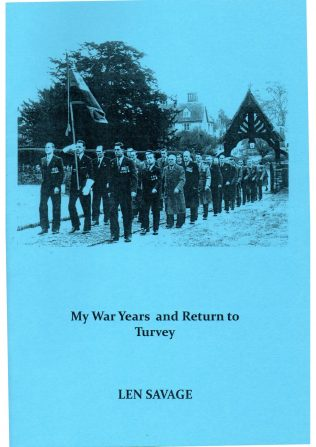 My War Years and Return to Turvey