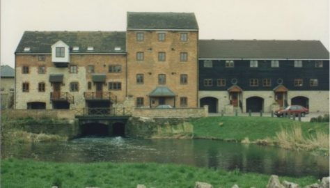 The Whitworths and Turvey Mill