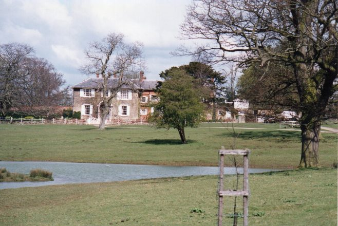 Picts Hill House
