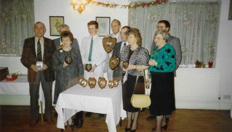 The Turvey Bowls Club