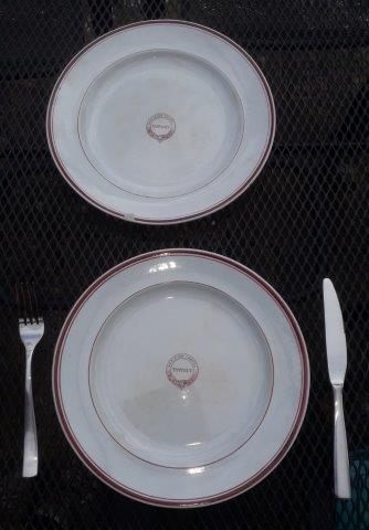 Chapel Plates